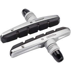 Shimano M70R2 Cartridge Brake Shoes for BR-M770 silver